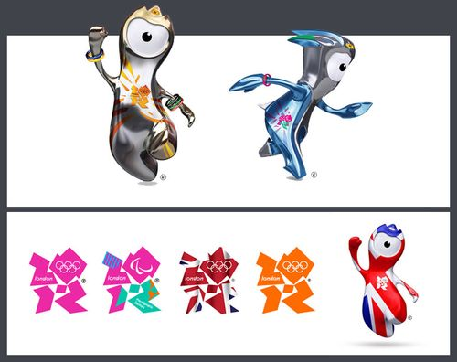2012 Paralympic mascot to