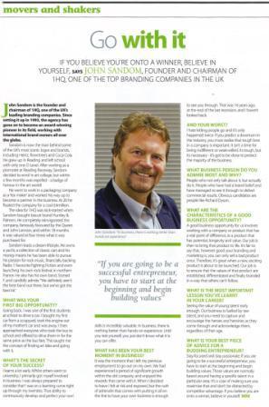 Making Money Magazine January 2010