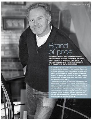 Aspire Magazine January 2011