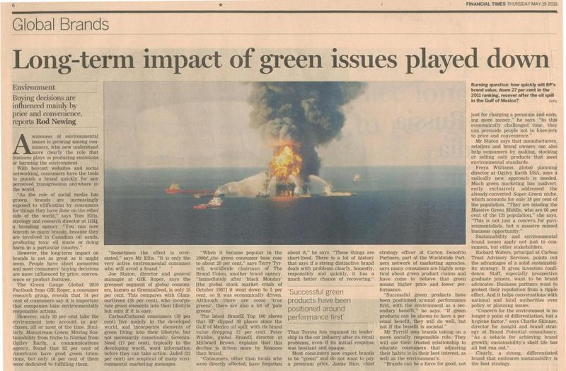 The Financial Times 19.05.11